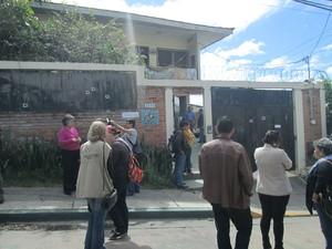 Sede della Via Campesina a Tegucigalpa (Foto Cofadeh)