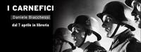 """""""I carnefici"""", il libro di Daniele Biacchessi sulle stragi nazifasciste del '44 edito da Sperling & Kupfer"""