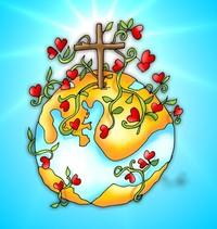 Sul retro della croce abbandonati nelle mani del Padre