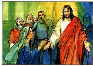 Gesù e la cananea