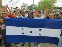 Giovani sotto tiro in Honduras