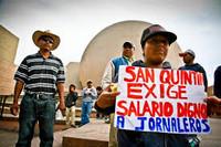 Messico: la resistenza degli operai agricoli della Bassa California