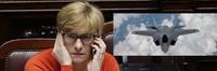 Niente riduzione per gli F-35: uno schiaffo ai cittadini e al Parlamento