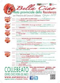 Bella Ciao: Festa ANPI Provinciale di Brescia