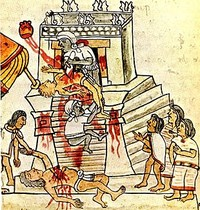 Sacrifici umani, dalle civiltà precolombiane agli indigeni jonici