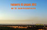 Taranto, stamattina IPA cancerogeni peggio di 5 anni fa