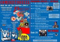 Comunistinfesta - Cornaredo 2015