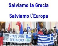 La via stretta di Tsipras per salvare la Grecia e costruire la democrazia europea