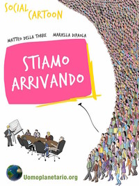 STIAMO ARRIVANDO – Social Cartoon