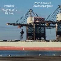 Ilva, porto: la bufala delle benne ecologiche e il minerale disperso