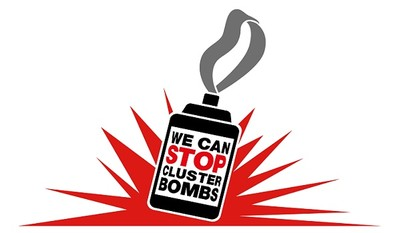 Stop Cluster Munition