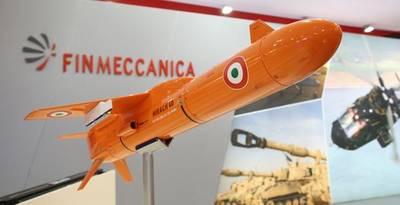 Selex Finmeccanica DSEI 2015
