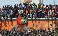 """Burkina Faso, la gente """"fa il vuoto"""" ai golpisti"""
