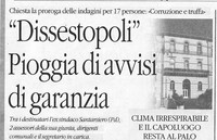 Santarsiero faceva a meno di Bolognetti: ora l'ex sindaco indagato
