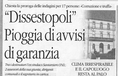 Il Quotidiano della Basilicata, 19/09/2015