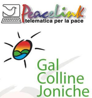 Green Road (GAL Colline Joniche) e Green Tour (PeaceLink) per un progetto di riconversione