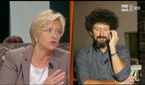 Roberta Pinotti - don Fabio Corazzina