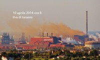 Ilva di Taranto, emissioni anomale