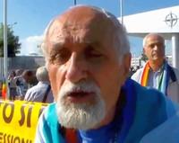 """Zanotelli: """"Venite a Napoli per dire NO alle esercitazioni di guerra!"""" (video)"""