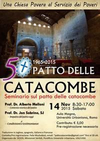 Seminario sul Patto delle Catacombe