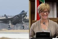 Ministro Pinotti: ce li fornisce tutti i dati sugli F-35?