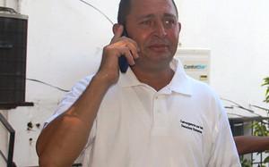 "José Isabel Morales ""Chabelo"" dopo l'assoluzione (Foto Diario Tiempo)"