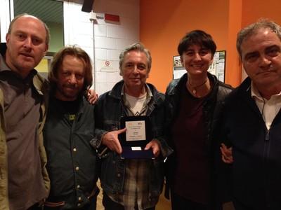 Con Marino e Sandro Severini - I Gang, sempre insieme in concerti di memoria, attualità, denuncia e pensiero...con la musica di impegno civile