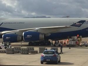 Cargo Yemen Saudi Arabia