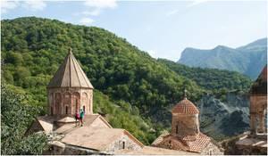 Immagini dall'Azerbaijgian (Andrey Kolghugin)