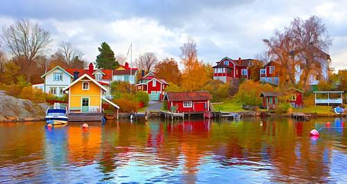 Svezia presto primo paese Fossil-free