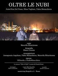 Locandina cortometraggio 'Oltre le nubi'