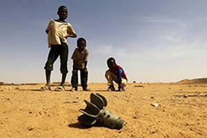 bambini Darfur