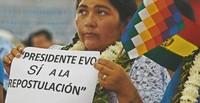 Bolivia: il 21 febbraio referendum sulla nuova candidatura di Morales alla presidenza per il 2020