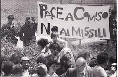 Cari amici e compagni della bella, grande, lotta nonviolenta... Ritroviamoci a Comiso per salvaguardare il successo delle lotte contro i missili degli anni '80 e per far ri-nascere (a distanza di 30 anni) un centro di Vita Nonviolenta !