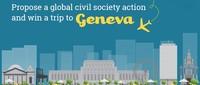 """UNFOLD ZERO """"sorteggia"""" il viaggio a Ginevra tra chi propone iniziative a supporto dell'evento"""