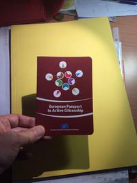 Passaporto europeo per la cittadinanza attiva