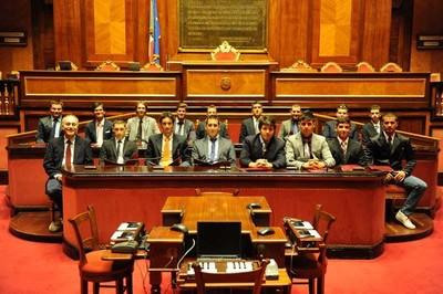 La 5AM al Senato