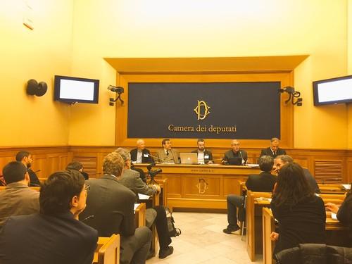Conferenza Stampa Camera dei Deputati