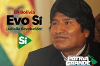 """Bolivia: il """"si"""" al 21F per la sovranità e la dignità del paese"""