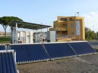 Il freddo dal sole, il miracolo del Solar Cooling