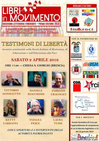 """Rassegna Letteraria """"Libri in Movimento"""""""
