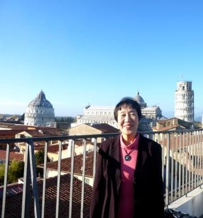 Arrivo a Pisa