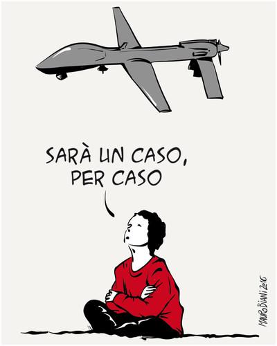 droni libia