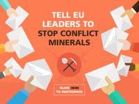 Attiviamoci, il 5 aprile c'è la negoziazione sui 'minerali clandestini'