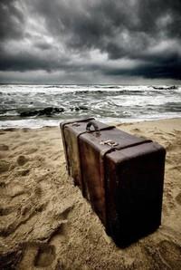 Valigia di addio