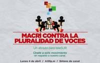 Mauricio Macri decreta la fine di Telesur in Argentina. Festeggia il latifondo mediatico