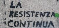 La Resistenza continua