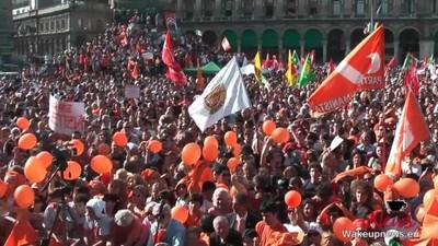PRESSENZA - International Press Agency presenta: Lettera aperta al popolo arancione