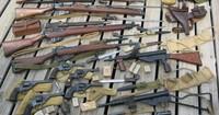 Le cifre spaventose delle armi da fuoco
