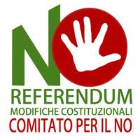 """""""Le ragioni del nostro NO"""" di Claudio Belloni e Giovanni Missaglia"""